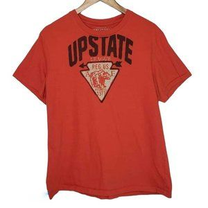 American Eagle T-Shirt Lg Upstate League Graphic